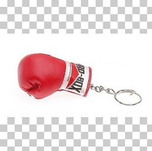 Boxing Glove Key Chains PNG