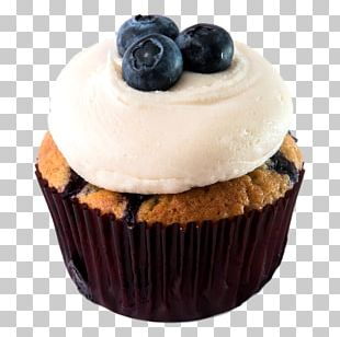 Cupcake Frosting & Icing Cream Muffin Red Velvet Cake PNG