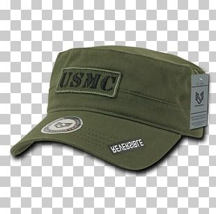 Baseball Cap United States Marine Corps Marines Military Shock And Awe PNG