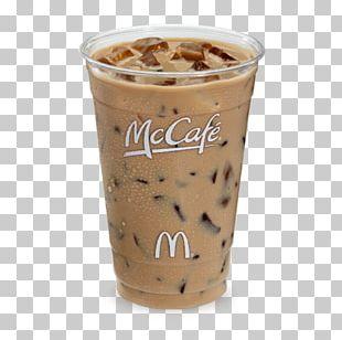 Iced Coffee Cafe Caffè Mocha McDonald's PNG