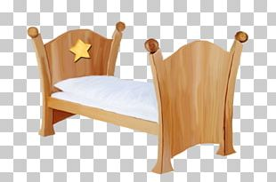 Bed Stool Bench PNG
