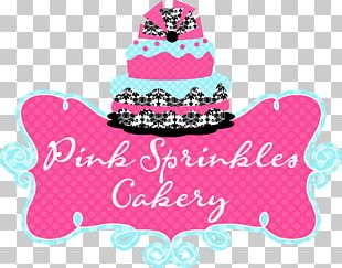 Cake Decorating Pink M Font PNG