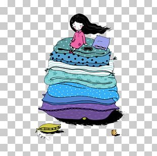 The Princess And The Pea PNG