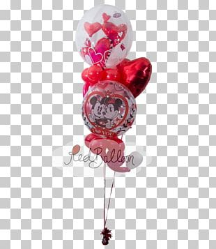 Balloons Cork By Red Balloon Valentine's Day Gift Party PNG