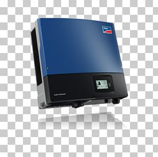 SMA Solar Technology Solar Inverter Power Inverters Solar Power Photovoltaic System PNG