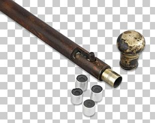 Flare Gun Walking Stick Assistive Cane Cane Gun PNG