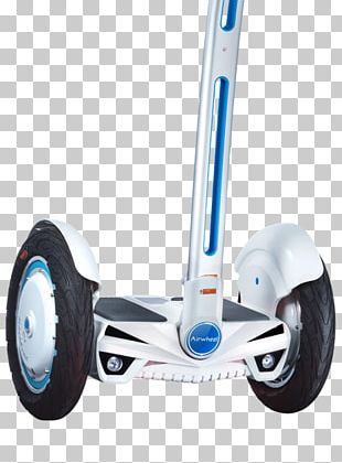 Segway PT Self-balancing Scooter Electric Vehicle Self-balancing Unicycle PNG