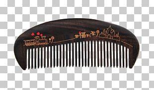 Comb Capelli Carpenter Tan Hair Loss PNG