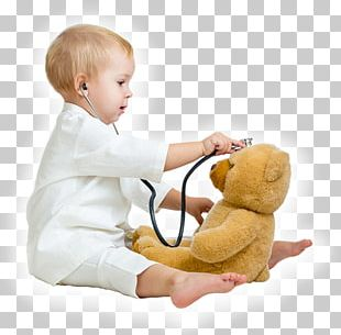 Child Playing Doctor Stock Photography Pediatrics PNG