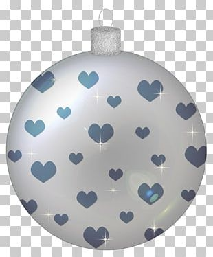 Christmas Ornament Ball PNG