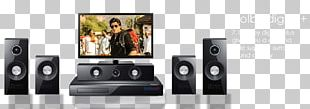 Home Theater Systems Blu-ray Disc Samsung HT-C5500 Samsung HT-C5900 Home Theater System With IPod Cradle PNG