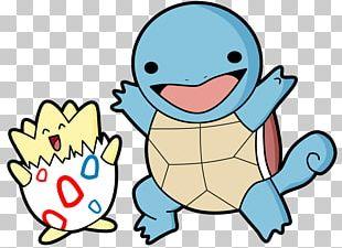 Squirtle Pokémon GO Brock Misty Togepi PNG