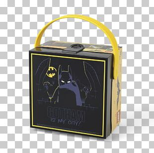 Batman LEGO Lunchbox With Handle Amazon.com LEGO Lunch Box PNG