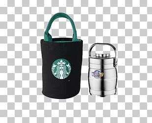Bento Reusable Shopping Bag Canvas Starbucks PNG