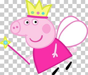 Pig Party Birthday PNG