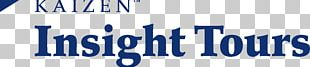 Logo Insight Vacations Blue Brand Public Relations PNG