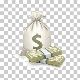 Money Bag United States Dollar PNG