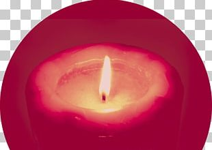 Blessing Prayer Candle PNG