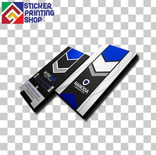 Paper Sticker Label Printing Business PNG