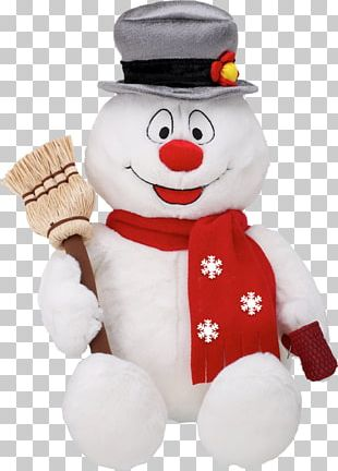Tobacco Pipe Frosty The Snowman Scarf Christmas PNG