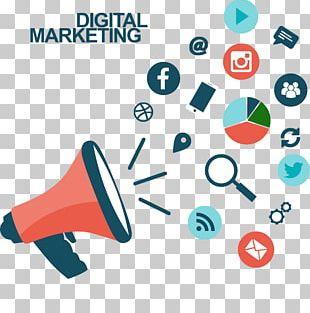 Digital Marketing Social Video Marketing Social Media Marketing Public Relations PNG