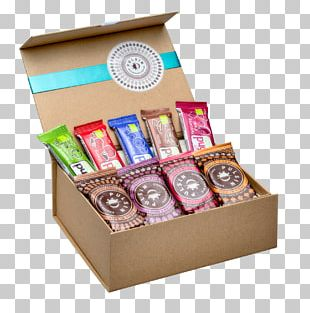 Organic Food Chocolate Brownie Hamper Health Food PNG
