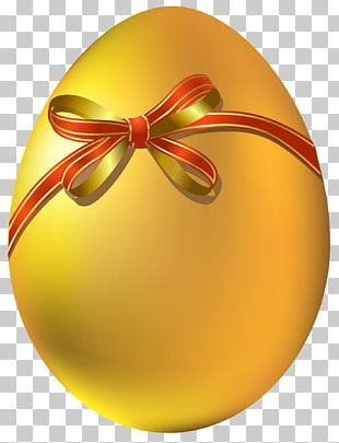Red Easter Egg Golden Easter Egg PNG