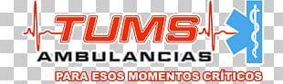 Ambulancias TUMS Air Ambulance Logo PNG