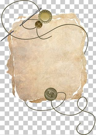 Paper Scrapbooking Label Sewing PNG