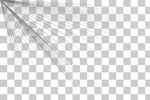 White Triangle Structure Pattern PNG