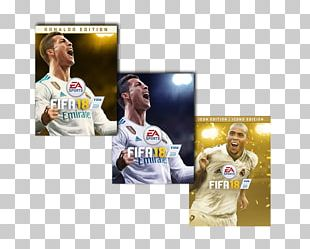 FIFA 18 Xbox One S Video Game PNG