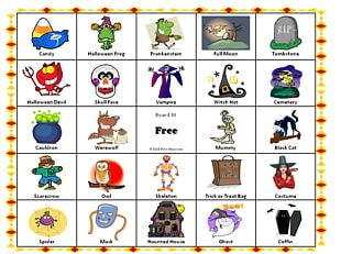 Halloween Costume Party Game PNG