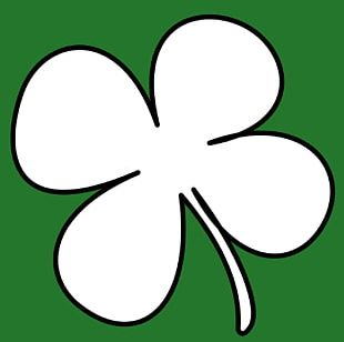 Ireland Shamrock Saint Patricks Day PNG