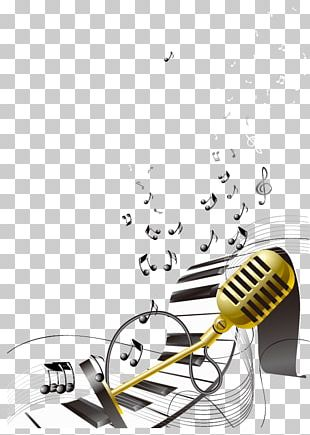 Microphone Music PNG