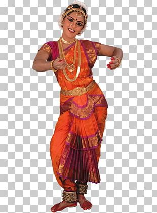 Performing Arts Dance Costume Designer Bharatanatyam PNG