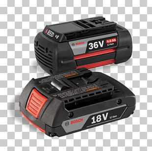 Battery Charger Cordless Power Tool Robert Bosch GmbH Lithium-ion Battery PNG