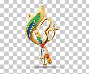 Earring Jewellery Charms & Pendants Krishna Gold PNG
