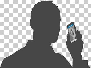 Microphone Silhouette IPhone PNG