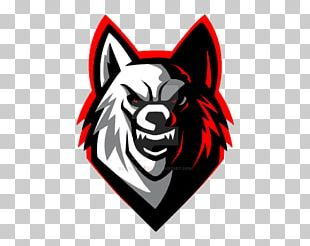 Gray Wolf Logo PNG