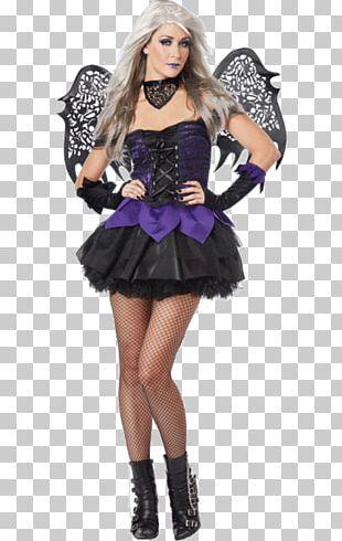 Angelet De Les Dents Halloween Costume Fairy Woman PNG
