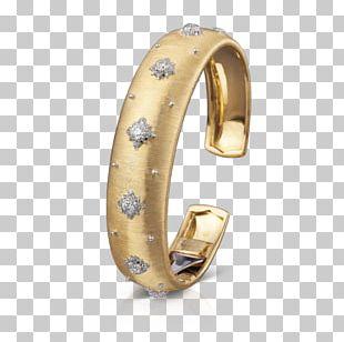Earring Bracelet Jewellery Buccellati Diamond PNG