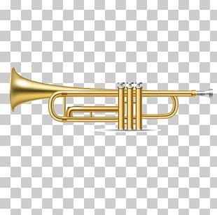 Trumpet Musical Instrument Saxophone Euclidean PNG