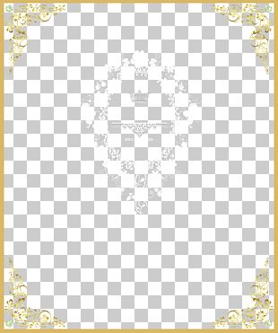 Yellow Area Pattern PNG