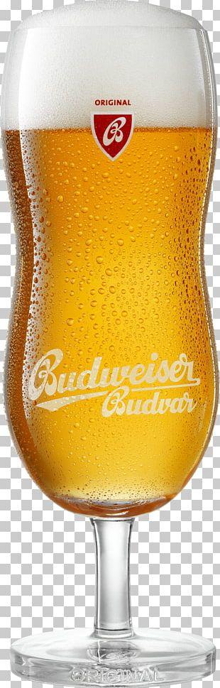 Wheat Beer České Budějovice Budweiser Budvar Brewery Pint Glass Imperial Pint PNG