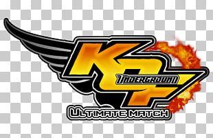 Kyo Kusanagi Logo The King Of Fighters Brand Font PNG