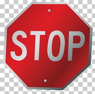 Stop Sign Traffic Sign Road Traffic Control PNG