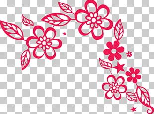 Floral Design Short Film Cut Flowers PNG