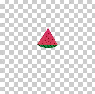 Red Triangle Pattern PNG