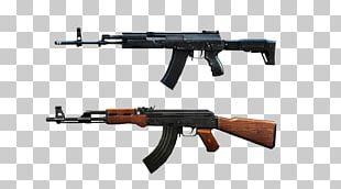 AK-47 Firearm Assault Rifle Stock PNG