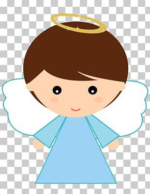 Baptism Angel First Communion Infant Child PNG